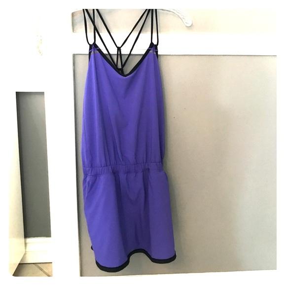 e1be9e5cf2 lululemon athletica Other   Lulu Lemon Purple Jumpsuit   Poshmark